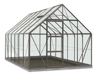 ACD serre Intro Grow Oliver 9.9 m² anthracite-Avant