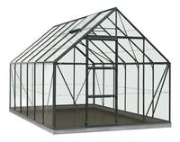 ACD serre Intro Grow Oliver 9.9 m² vert