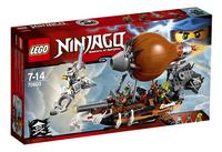 LEGO Ninjago 70603 Aanvalszeppelin -Vooraanzicht