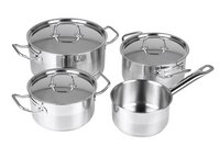 Majestic Pro Set de 4 casseroles Elite