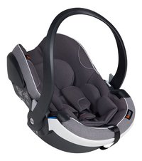 BeSafe Draagbare autostoel iZi Go Modular X1 i-Size metallic melange-Linkerzijde