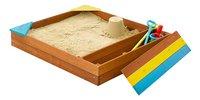 Plum bac à sable Store-it-Avant