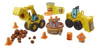 Play-Doh Wheels Graafmachine en bulldozer-Artikeldetail