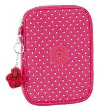 Kipling plumier 100 Pens Pink Summer Pop