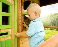Maisonnette en bois Laura-Détail de l'article