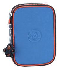 Kipling plumier 100 Pens Blue Orange Bl