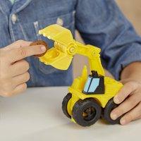 Play-Doh Wheels Graafmachine en bulldozer-Afbeelding 2