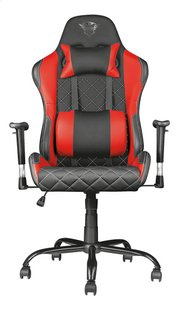 Trust Gamingstoel GXT 707R Resto zwart/rood-Vooraanzicht