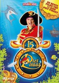 Dvd-box Piet Piraat 15 jaar filmtoppers
