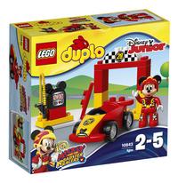 LEGO DUPLO 10843 Mickey's racewagen