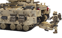 Mega Bloks Call of Duty Woestijntank-Artikeldetail