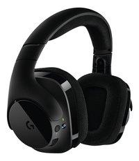 Logitech casque-micro G533 Wireless-Côté gauche