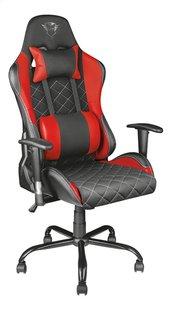 Trust Gamingstoel GXT 707R Resto zwart/rood-Linkerzijde