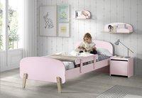 Barrière de sécurité rose pour lit kiddy-Image 3