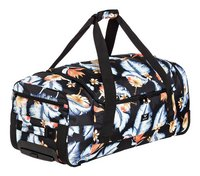 Across Tropical Distance Roxy Anthracite Voyage De À Roulettes Sac n0mwvN8