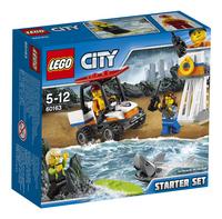 LEGO City 60163 Kustwacht startset