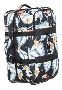 Roxy sac de voyage à roulettes In the Clouds Anthracite Tropical Love 65 cm-Côté gauche