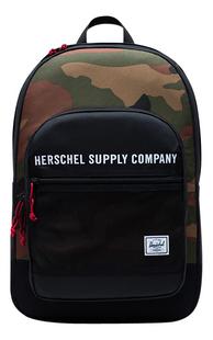 2384ce81488 Herschel rugzak Kaine Black/Woodland Camo