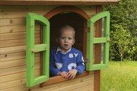Maison en bois Milan-Détail de l'article