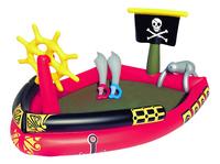 Bestway opblaasbaar speelcenter Piratenboot met waterkanon-commercieel beeld