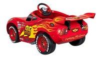Feber elektrische auto Disney Cars Bliksem McQueen-Achteraanzicht