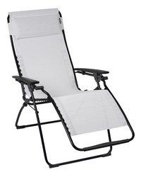 Lafuma Chaise longue Futura écume