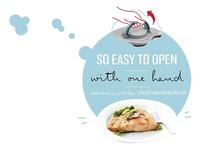 Seb Cocotte-minute Clipso Minut'Easy 7,5 l avec accessoires-Image 2