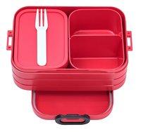 Mepal lunchbox Bento M Nordic Red-Détail de l'article