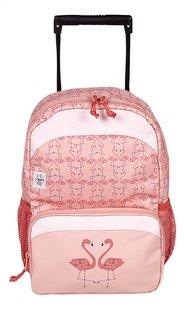 Lässig sac à dos à roulettes Mini Flamant rose-Détail de l'article