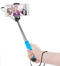 bigben selfie stick blauw-Afbeelding 1
