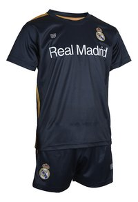 Tenue de football Real Madrid marine/or taille 116-Côté gauche