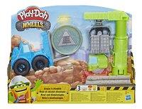 Play-Doh Wheels Grue et chariot élévateur-Avant