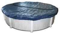 Interline winterafdekzeil Diana diameter 3,60 m-Vooraanzicht