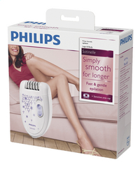 Philips Epileertoestel Satinelle Essential HP6421/00