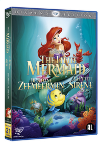 Dvd Little Mermaid