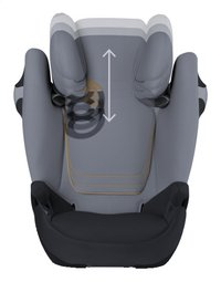 Cybex Autostoel Solution M-Fix Groep 2/3 graphite black-Bovenaanzicht