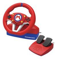 Nintendo Switch stuurwiel met pedalen Hori Mario Kart Racing Wheel Pro Mini-Vooraanzicht
