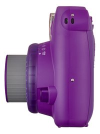Fujifilm fototoestel Instax mini 9 Clear Purple-Artikeldetail