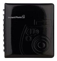 Fujifilm fotoalbum Instax mini 64 foto's zwart