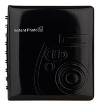 Fujifilm album photos instax mini 64 photos noir