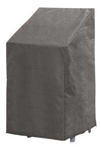 Housse de protection pour chaises de jardin empilables Premium polypropylène (PP) P 95 x L 66 x H 133 cm