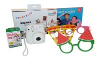 Fujifilm appareil photo instax mini 8 blanc Party Pack