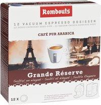Rombouts Dosettes de café Grande Réserve - 7 boîtes