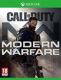 Xbox One Call of Duty: Modern Warfare 2019 FR-Avant