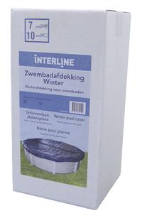 Interline winterafdekzeil Diana 6,10 x 3,60 m