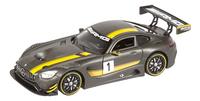 DreamLand auto Mercedes Showroom de luxe AMG GT3-commercieel beeld