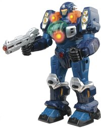 Robot M.A.R.S. Turbotron blauw