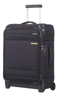 Samsonite Zachte reistrolley Smarttop Upright midnight blue 55 cm
