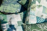 Hartman coussin décoratif Peonie Green-Image 1