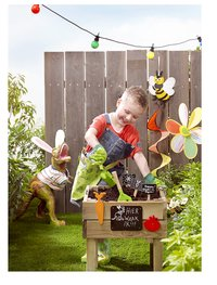 Plantentafel Kids Marguerite-Afbeelding 1